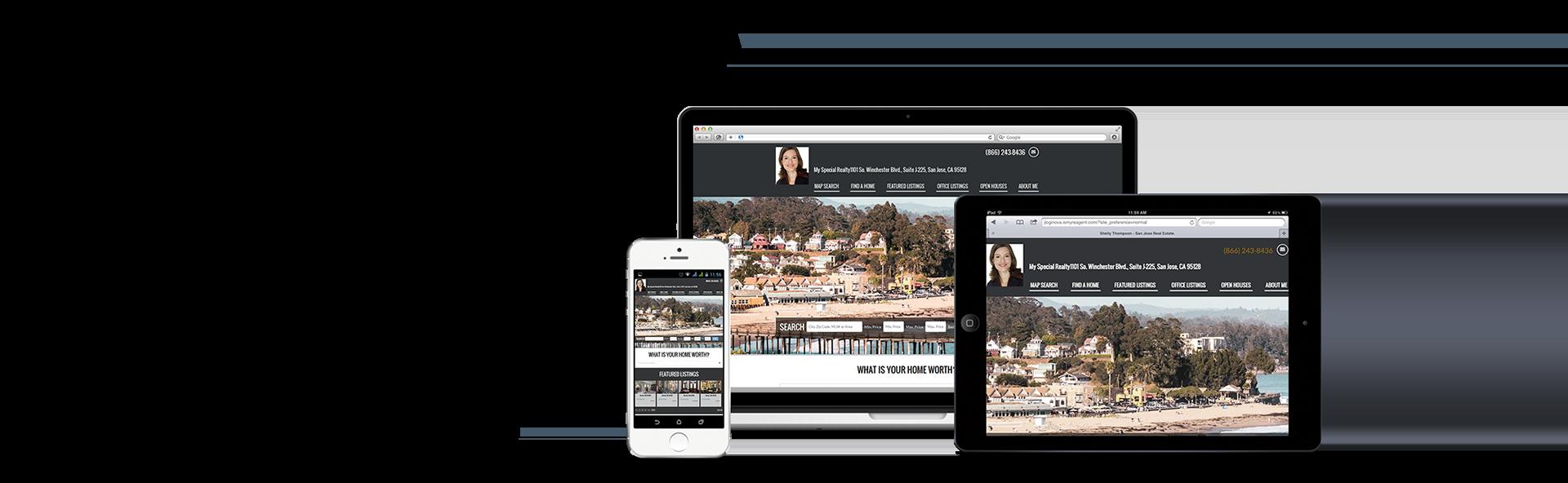 IDX Websites for Real Estate, MLS integrated Realtor