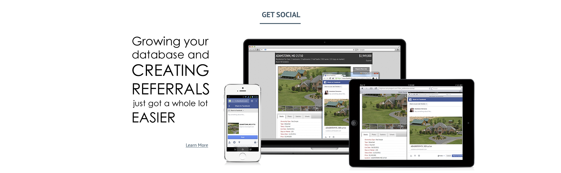 IDX Websites for Real Estate, MLS integrated Realtor Websites ...